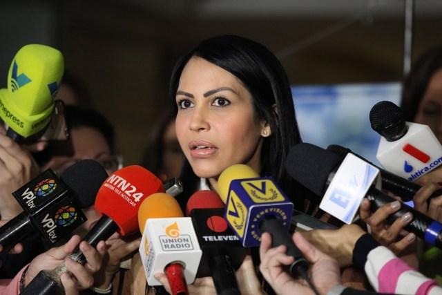 Diputada Delsa Solórzano | Foto: Archivo