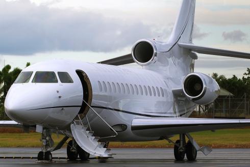 El Dassault Falcon 7X es un avión de negocios trirreactor fabricado por la compañía francesa Dassault Aviation.