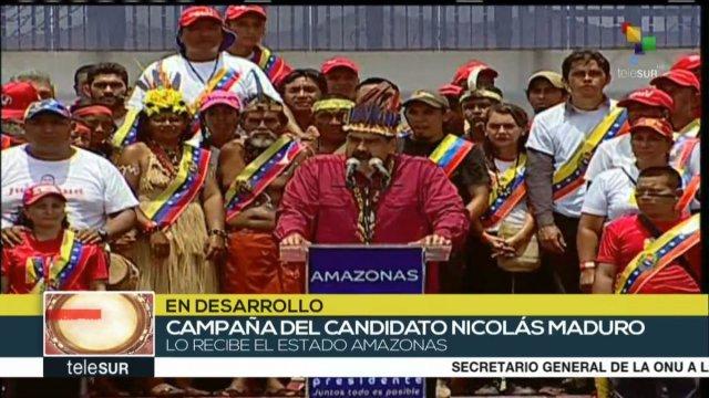 El presidente de la República, Nicolás Maduro (Foto: Captura de Telesur)