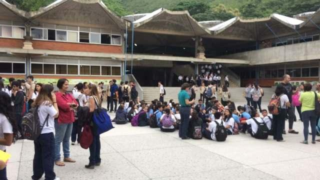 Colegio La Salle, Guaparo Valencia | Foto: @VPITV