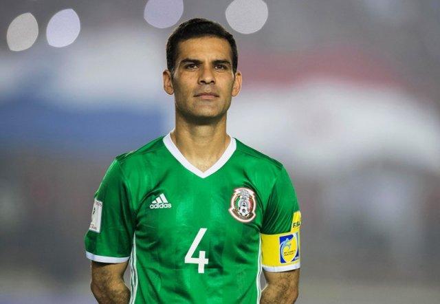 Rafa Márquez, capitán de la Selección Mexicana | Foto: @RafaDato2