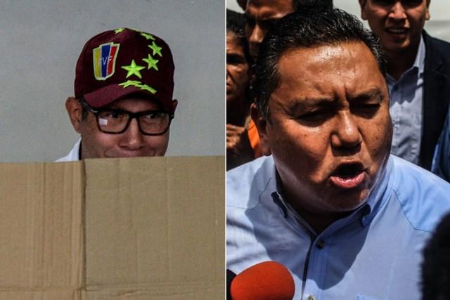 Henry Falcon y Javier Bertucci: Foto: Reuters - Carlos Jasso / LaPatilla - Juan Peraza
