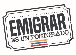 Emigrar es un postgrado que culminó su paso por América del Sur