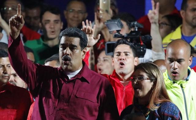 ¿6 años más de esto?... Foto: REUTERS/Carlos Garcia Rawlins