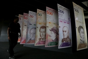 En Gaceta: Diferida la reconversión monetaria para el 4 de agosto