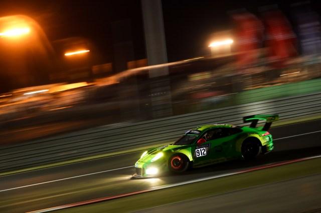 Manthey-Racing, Porsche 911 GT3 R (912), Richard Lietz (A), Patrick Pilet (F), Frederic Makowiecki (F), Nick Tandy (GB), N?rburgring 2018