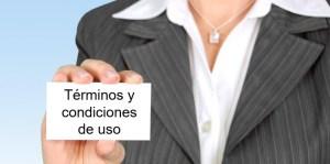Aura L. Lopez de Ramos: ¿Qué pasa con los términos y condiciones de uso?