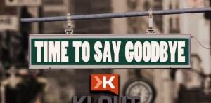 Bye Bye Klout, por Victor Ramos