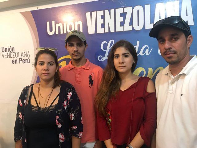 Foto: Venezolanos acusados de robar un apartamento en Perú reiteran que son inocentes y tienen pruebas  / Somos Diáspora