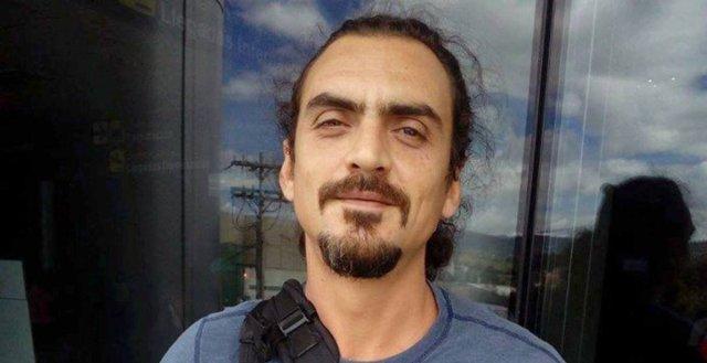 El cineasta guatemalteco Eduardo Spiegler. Foto: @soy_502