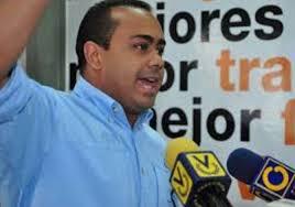 Concejal Tirso Flores. Foto NDP