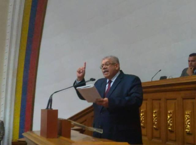 Diputado Elías Matta // Foto @AsambleaVE