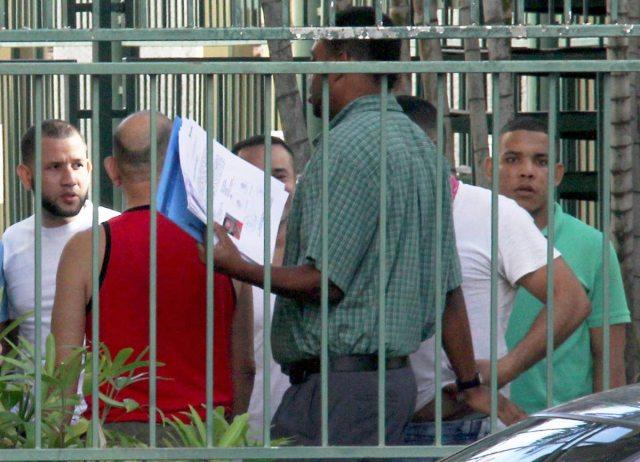 Foto: Se suman tres venezolanos detenidos por migración de Trinidad y Tobago / Newsday.co.tt