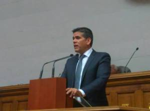 AN rechazó designación de Calixto Ortega Sánchez como presidente del BCV