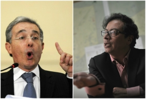Uribe: Petro quiere llevar a Colombia al hambre chavista de Venezuela