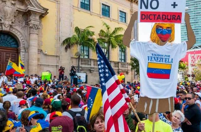 venezolanosenMiamiEs14052017
