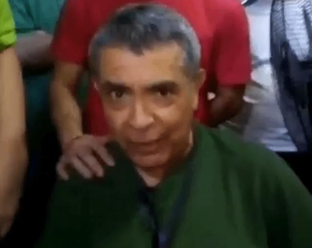 El general retirado Ángel Vivas