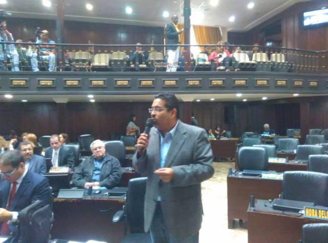 Diputado Winston Flores // Foto @AsambleaVE