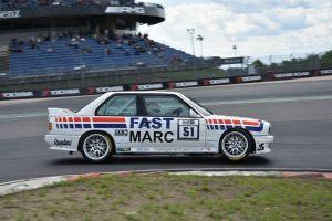 ¡La tiene medida! Johnny Cecotto vuelve a la cima del podio en Nurburgring