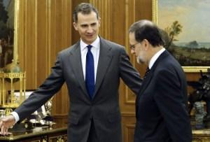 El rey Felipe VI firma nombramiento de Sánchez como presidente del Gobierno español