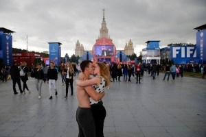 Relaciones y seducción… el otro Mundial entre los hinchas en Rusia