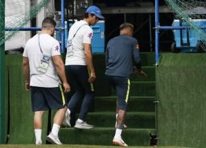 ¡Se encienden las alarmas en Brasil! Neymar abandona entrenamiento adolorido