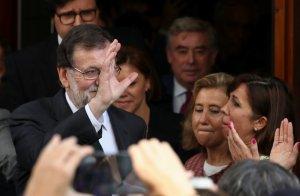 EN IMÁGENES: Mariano Rajoy se despide del parlamento español #1Jun