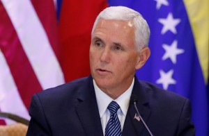 """Vicepresidente de Estados Unidos, Mike Pence, condena la muerte de Albán """"a manos del régimen de Maduro"""""""