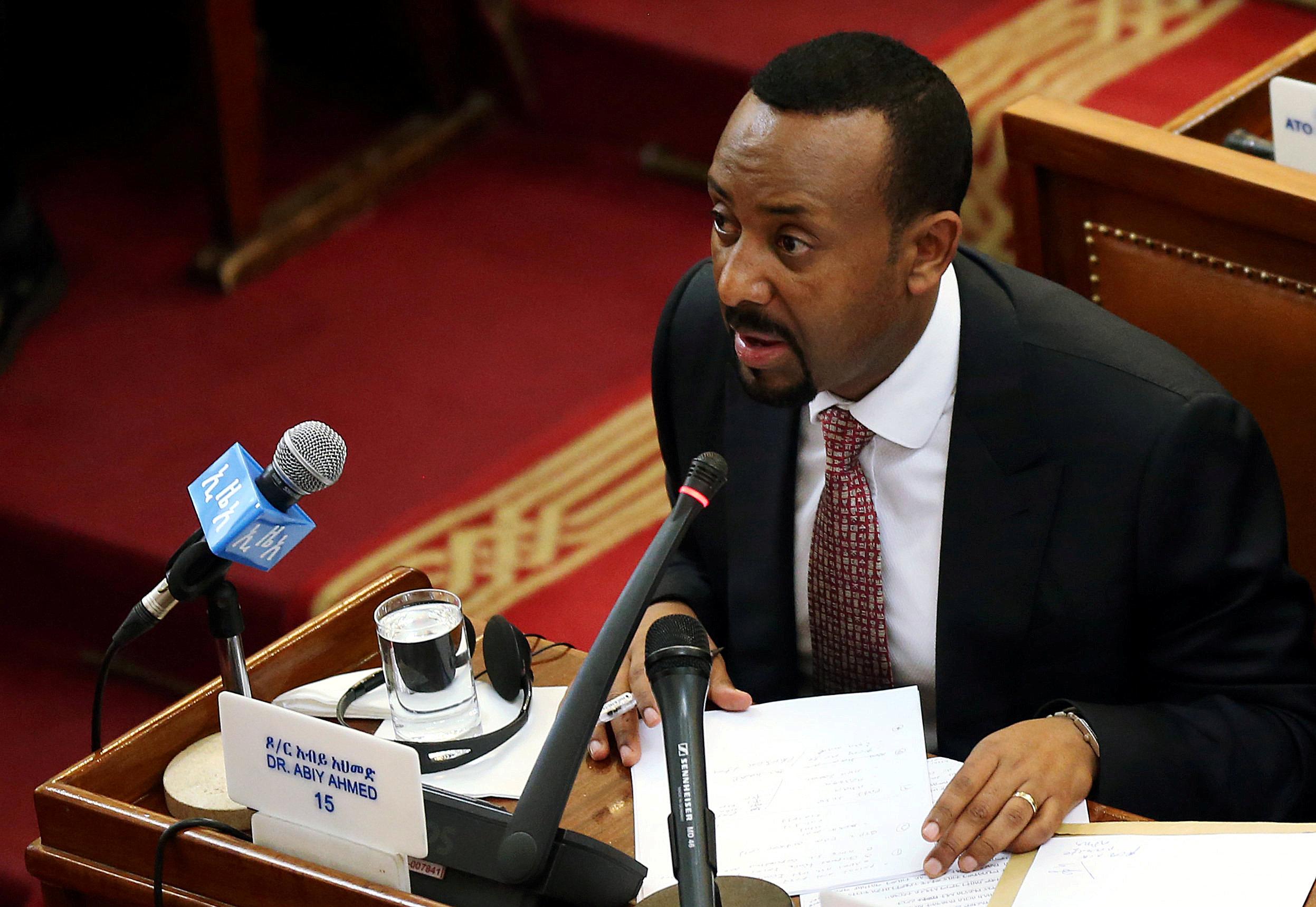 A dos asciende saldo de muertos tras explosión en capital etíope