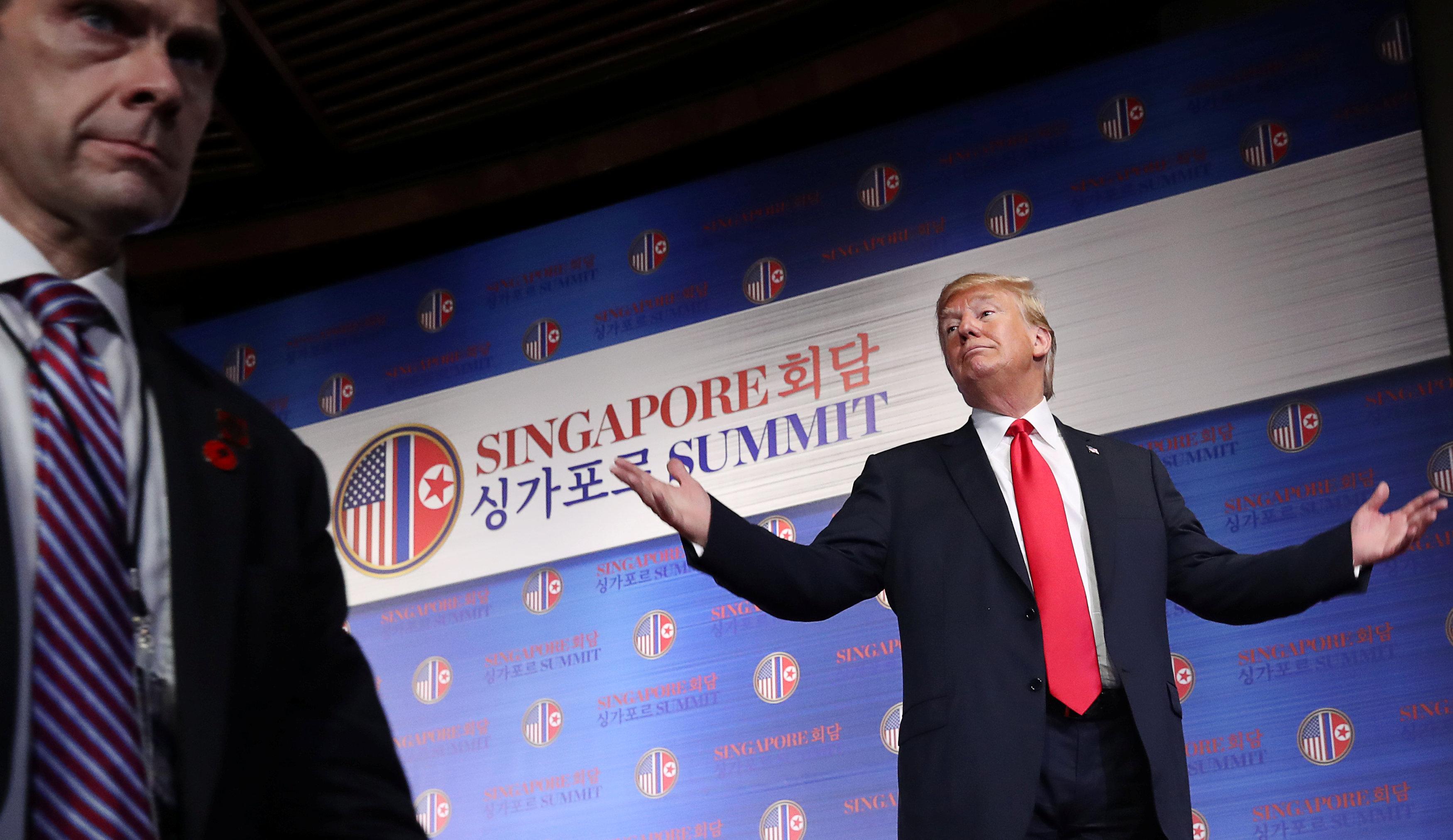 """Trudeau responde afirmaciones de Trump en torno al G7"""""""