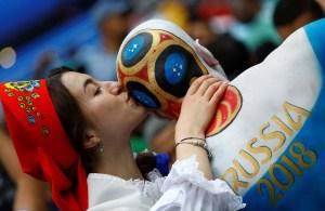 Así se disfruta la fiesta del fútbol en Rusia (FOTOS MUNDIALES)