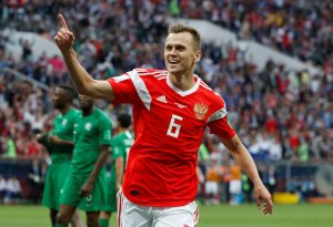 Denis Cheryshev, la revelación de la selección rusa, llega cedido al Valencia