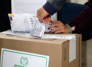 Mientras en Colombia avanza el proceso electoral, en el exterior ya están cerrados los puestos de votación en Oceanía, Asia, África y Europa