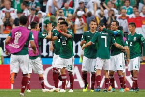 En FOTOS: México le puso picante a una Alemania perdida en el Mundial #Rusia2018