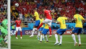 Brasil decepciona en su debut ante una Suiza sin argumentos