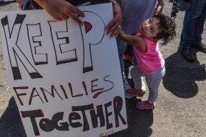 Trump enfrenta a su propia bancada por separación familiar en la frontera