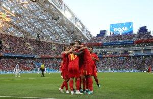 En FOTOS: Bélgica le arruinó el estreno a Panamá en el Mundial #Rusia2018