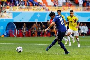 En FOTOS: Japón puso a sudar la gota fría a Colombia en el Mundial #Rusia2018