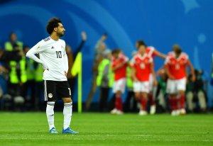 Salah-dos: Egipto se despide del Mundial tras ser demolido por Rusia