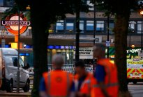 Explosión menor en el metro de Londres deja varios heridos leves