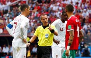 Fifa asegura que el principal Geiger no pidió la camiseta de Cristiano Ronaldo