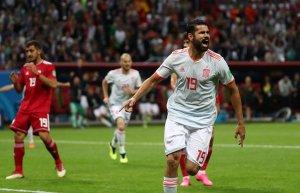En FOTOS: Diego Costa le dio el triunfo a España en un duelo con sufrimiento en #Rusia2018