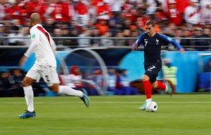 En FOTOS:  Francia deshizo el sueño mundialista de Perú #Rusia2018