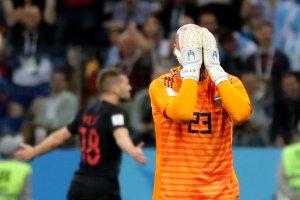 En FOTOS: Croacia desplomó a una Argentina sin vida en #Rusia2018