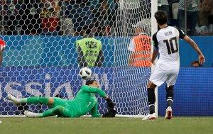 En FOTOS: La clasificación de Suiza a octavos de final al igualar con Costa Rica
