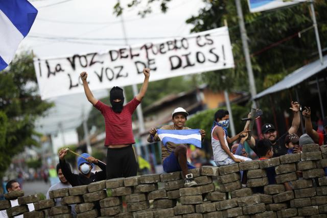 EEUU presentará una resolución sobre la situación en Nicaragua ante la Asamblea de la OEA