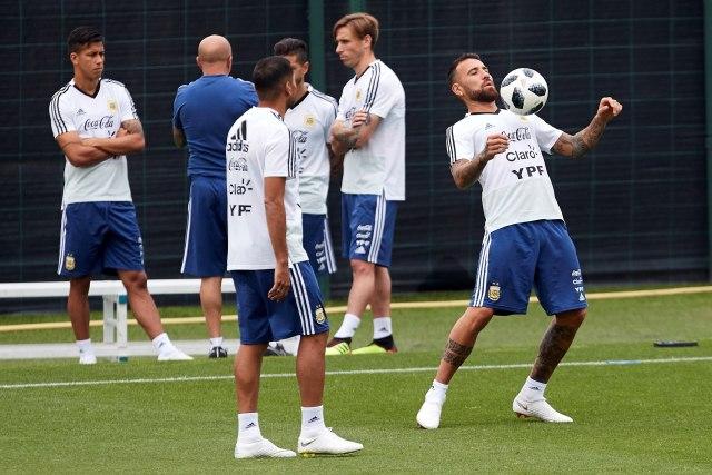 La selección de Argentina ya no viajará a Israel para el amistoso EFE/Alejandro García