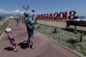 Turismo da a Rusia victoria dorada en mundial de fútbol