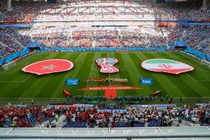 Cortes de luz le apagan el Mundial Rusia 2018 a miles de venezolanos