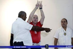 Martinelli dice que confía en justicia de su país y demostrará su inocencia